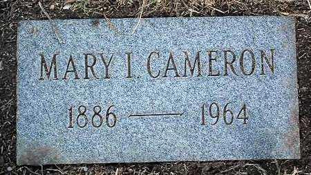 CAMERON, MARY ISABELL - Yavapai County, Arizona | MARY ISABELL CAMERON - Arizona Gravestone Photos