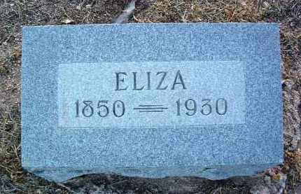 CAMPBELL, ELIZA - Yavapai County, Arizona   ELIZA CAMPBELL - Arizona Gravestone Photos