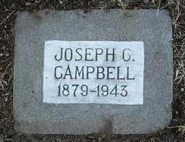 CAMPBELL, JOSEPH CHAY - Yavapai County, Arizona | JOSEPH CHAY CAMPBELL - Arizona Gravestone Photos