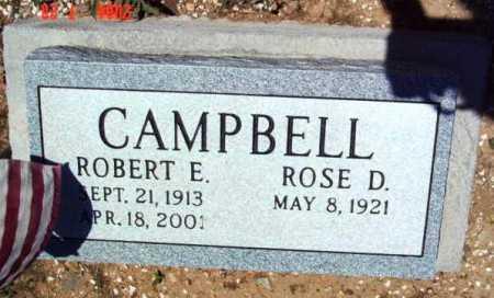 CORP CAMPBELL, ROSE DIANA - Yavapai County, Arizona | ROSE DIANA CORP CAMPBELL - Arizona Gravestone Photos