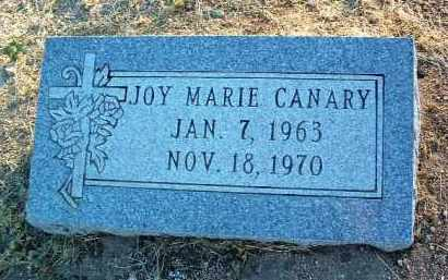 CANARY, JOY MARIE - Yavapai County, Arizona | JOY MARIE CANARY - Arizona Gravestone Photos