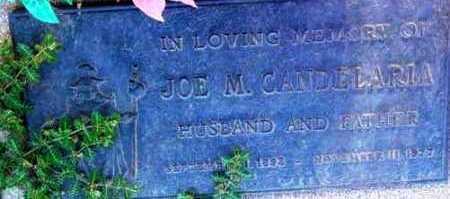 CANDELARIA, JOSEPH M. - Yavapai County, Arizona | JOSEPH M. CANDELARIA - Arizona Gravestone Photos