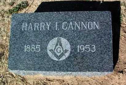 CANNON, HARRY IVAN - Yavapai County, Arizona | HARRY IVAN CANNON - Arizona Gravestone Photos