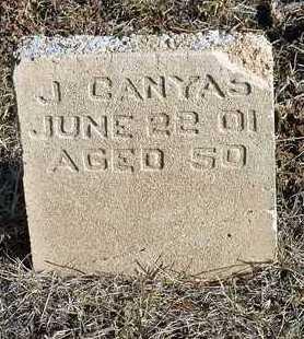 CANYAS, JUAN - Yavapai County, Arizona | JUAN CANYAS - Arizona Gravestone Photos