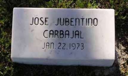 CARBAJAL, JOSE JUBENTINO - Yavapai County, Arizona   JOSE JUBENTINO CARBAJAL - Arizona Gravestone Photos