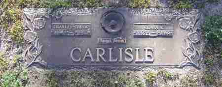 CARLISLE, CLARA V. - Yavapai County, Arizona | CLARA V. CARLISLE - Arizona Gravestone Photos