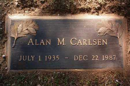 CARLSEN, ALLEN M. - Yavapai County, Arizona | ALLEN M. CARLSEN - Arizona Gravestone Photos