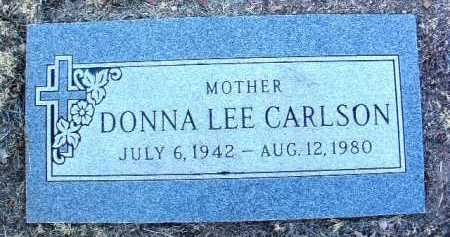 CARLSON, DONNA LEE - Yavapai County, Arizona | DONNA LEE CARLSON - Arizona Gravestone Photos