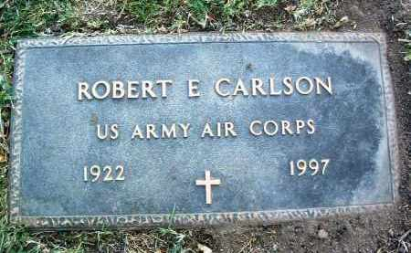 CARLSON, ROBERT E. - Yavapai County, Arizona | ROBERT E. CARLSON - Arizona Gravestone Photos
