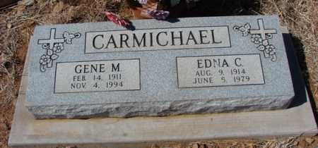 CARMICHAEL, EDNA C. - Yavapai County, Arizona   EDNA C. CARMICHAEL - Arizona Gravestone Photos