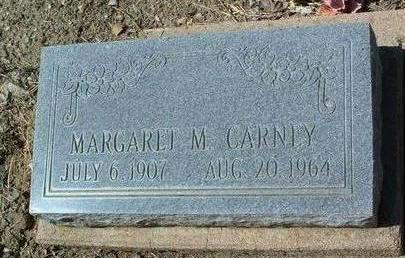 REIFF CARNEY, MARGARET M. - Yavapai County, Arizona | MARGARET M. REIFF CARNEY - Arizona Gravestone Photos
