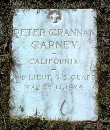 CARNEY, PETER GRANNAN - Yavapai County, Arizona | PETER GRANNAN CARNEY - Arizona Gravestone Photos