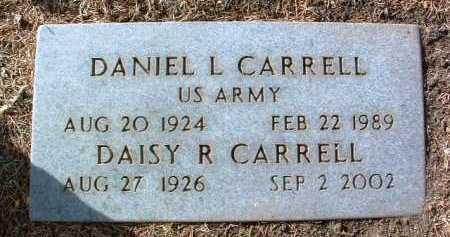 CARRELL, DANIEL LLOYD - Yavapai County, Arizona | DANIEL LLOYD CARRELL - Arizona Gravestone Photos