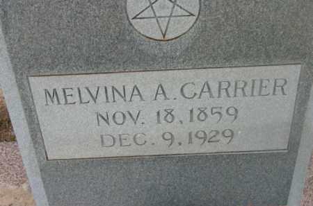 MUNDS CARRIER, MELVINA - Yavapai County, Arizona | MELVINA MUNDS CARRIER - Arizona Gravestone Photos