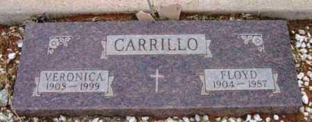 CARRILLO, VERONICA - Yavapai County, Arizona | VERONICA CARRILLO - Arizona Gravestone Photos
