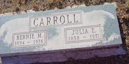 CARROLL, BERNIE MARVIN - Yavapai County, Arizona | BERNIE MARVIN CARROLL - Arizona Gravestone Photos
