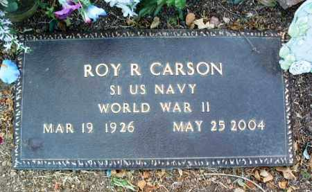 CARSON, ROY ROTARY - Yavapai County, Arizona | ROY ROTARY CARSON - Arizona Gravestone Photos