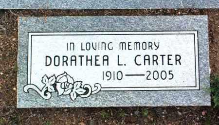 CARTER, DORATHEA LOUISE - Yavapai County, Arizona | DORATHEA LOUISE CARTER - Arizona Gravestone Photos