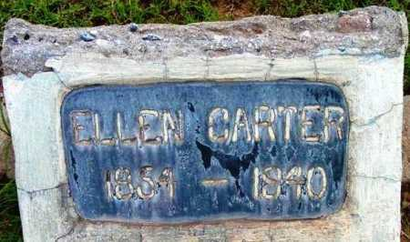 MCCOY CARTER, ELLEN K. - Yavapai County, Arizona | ELLEN K. MCCOY CARTER - Arizona Gravestone Photos
