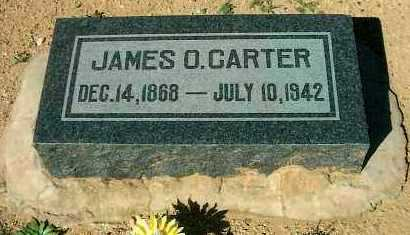 CARTER, JAMES OLIVER - Yavapai County, Arizona | JAMES OLIVER CARTER - Arizona Gravestone Photos