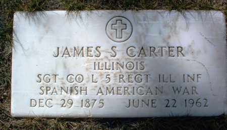 CARTER, JAMES S. - Yavapai County, Arizona | JAMES S. CARTER - Arizona Gravestone Photos