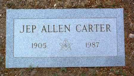 CARTER, JEP ALLEN - Yavapai County, Arizona | JEP ALLEN CARTER - Arizona Gravestone Photos