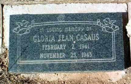 CASAUS, GLORIA JEAN - Yavapai County, Arizona | GLORIA JEAN CASAUS - Arizona Gravestone Photos