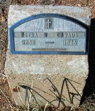 BALDEZ CASAUS, PETRA V. - Yavapai County, Arizona | PETRA V. BALDEZ CASAUS - Arizona Gravestone Photos