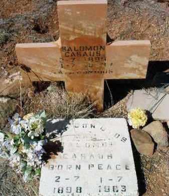 CASAUS, SALOMON - Yavapai County, Arizona | SALOMON CASAUS - Arizona Gravestone Photos