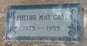 CASE, PHOEBE MAY - Yavapai County, Arizona | PHOEBE MAY CASE - Arizona Gravestone Photos