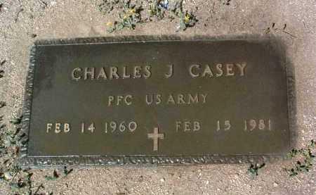 CASEY, CHARLES JAMES - Yavapai County, Arizona | CHARLES JAMES CASEY - Arizona Gravestone Photos