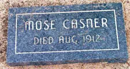 CASNER, MOSES H. - Yavapai County, Arizona   MOSES H. CASNER - Arizona Gravestone Photos