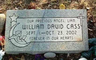 CASS, DAVID WILLIAM - Yavapai County, Arizona   DAVID WILLIAM CASS - Arizona Gravestone Photos
