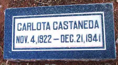 CASTANEDA, CARLOTA - Yavapai County, Arizona | CARLOTA CASTANEDA - Arizona Gravestone Photos
