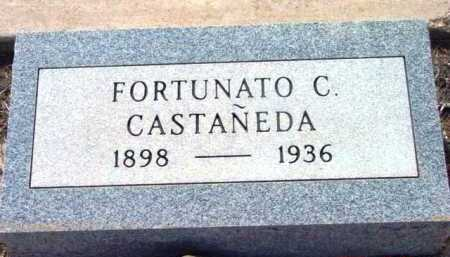 CASTANEDA, FORTUNATO C. - Yavapai County, Arizona | FORTUNATO C. CASTANEDA - Arizona Gravestone Photos