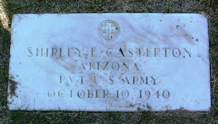 CASTERTON, SHIRLEY E. - Yavapai County, Arizona | SHIRLEY E. CASTERTON - Arizona Gravestone Photos