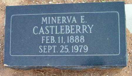 WOLFE CASTLEBERRY, M. - Yavapai County, Arizona | M. WOLFE CASTLEBERRY - Arizona Gravestone Photos