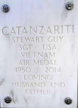 CATANZARITI, STEWART GUY - Yavapai County, Arizona | STEWART GUY CATANZARITI - Arizona Gravestone Photos