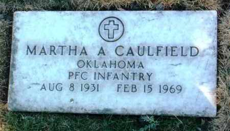 CAULFIELD, MARTHA ANN - Yavapai County, Arizona | MARTHA ANN CAULFIELD - Arizona Gravestone Photos
