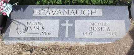 CAVANAUGH, JOHN ROBERT - Yavapai County, Arizona | JOHN ROBERT CAVANAUGH - Arizona Gravestone Photos
