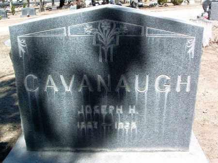 CAVANAUGH, JOSEPH HENRY - Yavapai County, Arizona | JOSEPH HENRY CAVANAUGH - Arizona Gravestone Photos