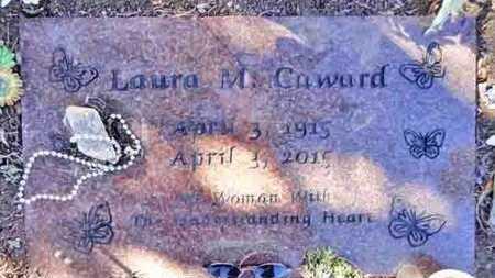 POTEET CAWARD, LAURA - Yavapai County, Arizona | LAURA POTEET CAWARD - Arizona Gravestone Photos