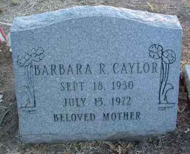 CAYLOR, BARBARA RUTH - Yavapai County, Arizona | BARBARA RUTH CAYLOR - Arizona Gravestone Photos