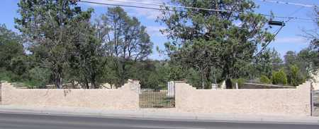 CEMETERY, FERGUSON-MORRELL - Yavapai County, Arizona | FERGUSON-MORRELL CEMETERY - Arizona Gravestone Photos