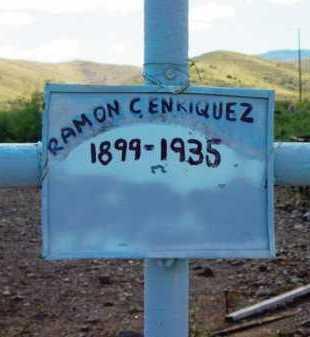 CENRIQUEZ, RAMON - Yavapai County, Arizona | RAMON CENRIQUEZ - Arizona Gravestone Photos