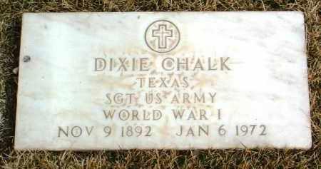 CHALK, DIXIE - Yavapai County, Arizona | DIXIE CHALK - Arizona Gravestone Photos
