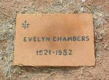 VASTINE CHAMBERS, EVELYN - Yavapai County, Arizona | EVELYN VASTINE CHAMBERS - Arizona Gravestone Photos