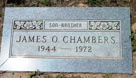 CHAMBERS, JAMES O. - Yavapai County, Arizona   JAMES O. CHAMBERS - Arizona Gravestone Photos