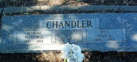CHANDLER, LILA A. - Yavapai County, Arizona | LILA A. CHANDLER - Arizona Gravestone Photos