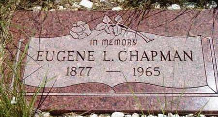 CHAPMAN, EUGENE LEROY - Yavapai County, Arizona | EUGENE LEROY CHAPMAN - Arizona Gravestone Photos
